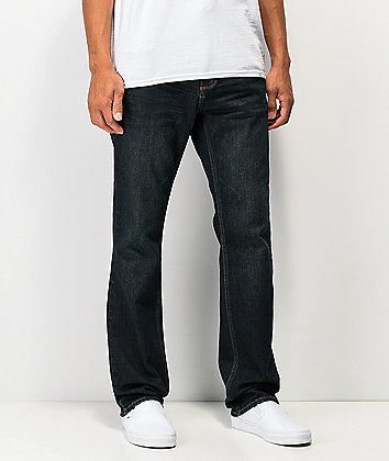 Empyre Sledgehammer Highway Blue Regular Fit Jeans