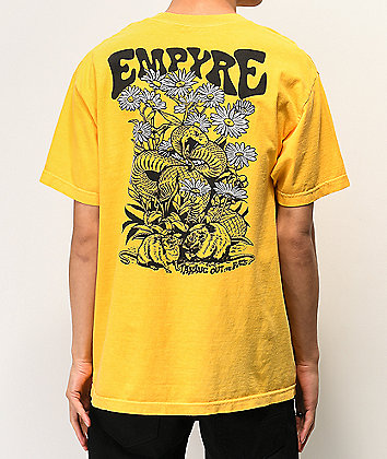 Empyre Taking Out The Rats Gold T-Shirt
