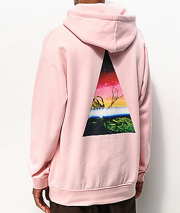 Empyre Uncharted Pink Hoodie