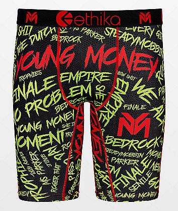 Ethika Young Money Boxer Briefs