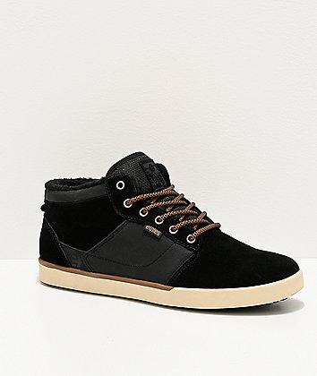 Etnies Jefferson MTW Black Shoes