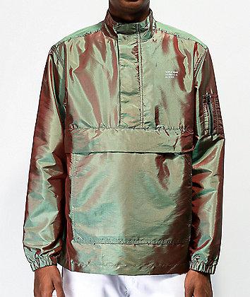 Fairplay Aiko Jade Anorak Jacket