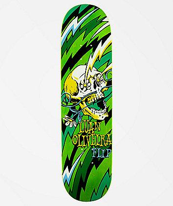 "Flip Oliveira Blast 8.13"" Skateboard Deck"