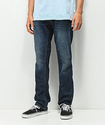 Free World Night Train Miami Blue Jeans