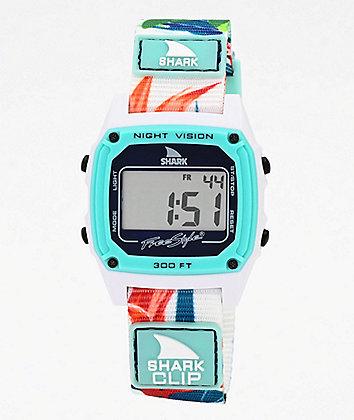 Freestyle Shark Classic Clip Aloha Teal Digital Watch