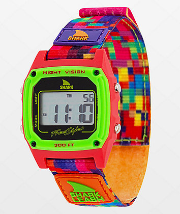 Freestyle Shark Classic Leash Aloha Pink Digital Watch