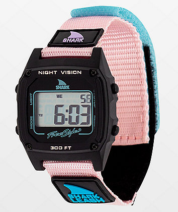 Freestyle Shark Classic Leash Cotton Candy Digital Watch