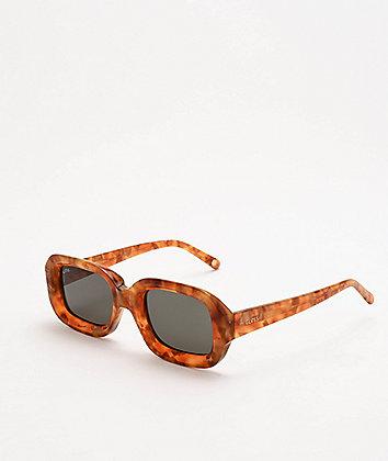 GLVSS The Crush Havana Sunglasses