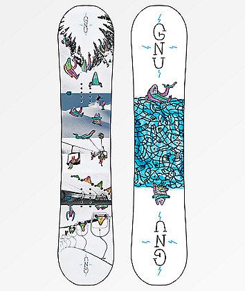 GNU Recess Youth Snowboard 2019