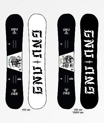 GNU Riders Choice Snowboard 2020