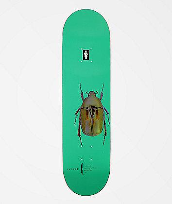 "Girl Kennedy Beetles 8.12"" Skateboard Deck"