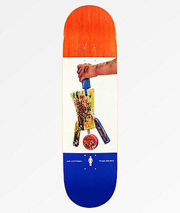 "Girl Manchild Pacheco One Off 8.5"" Skateboard Deck"