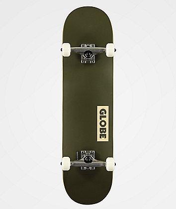 """Globe Goodstock 8.25"""" Skateboard Complete"""