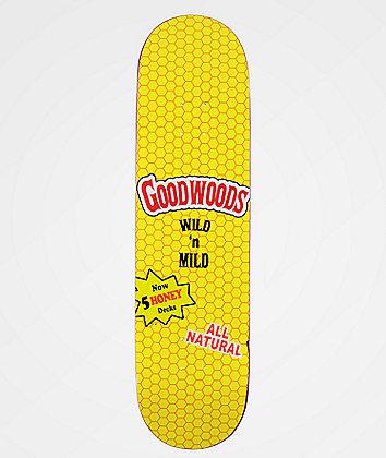 """Goodwood Goodwoods Honey 8.25"""" Skateboard Deck"""