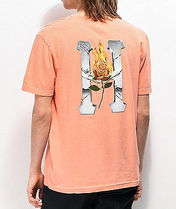 HUF Ember Rose Desert Flower T-Shirt