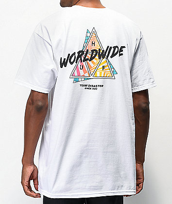 HUF Radical White T-Shirt