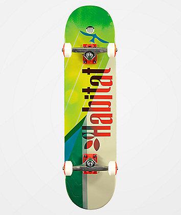 "Habitat Apex Flight 7.87"" Skateboard Complete"