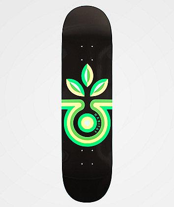"Habitat Striped Bloom 8.25"" Skateboard Deck"
