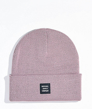 Herschel Supply Co. Abbott Ash Rose Beanie