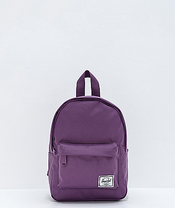 Herschel Supply Co. Classic Grape Mini Backpack