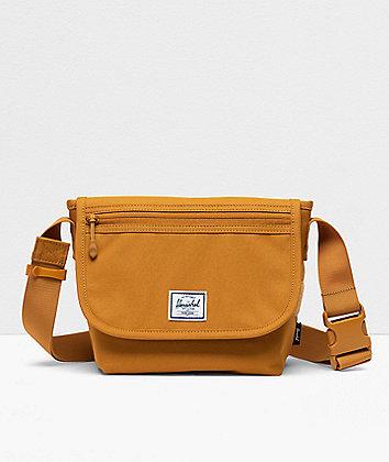 Herschel Supply Co. Grade Mini Buckthorn Brown Crossbody Bag