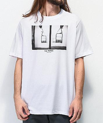 Herschel Supply Co. Local Mountain White T-Shirt