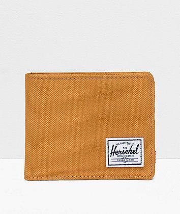 Herschel Supply Co. Roy Buckthorn Brown Bifold Wallet