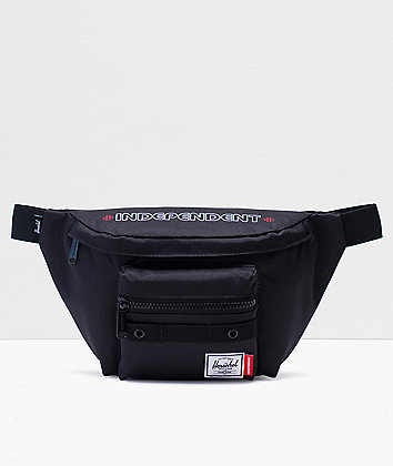 Herschel Supply Co. x Independent Seventeen Black Fanny Pack