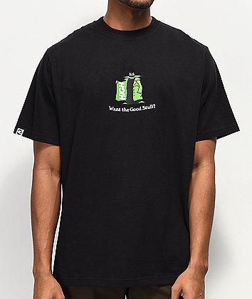 High Company Dealer Black T-Shirt