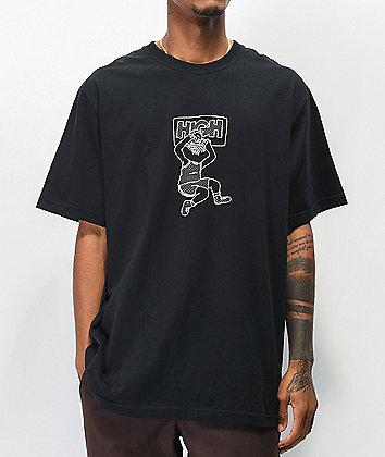 High Company Dunk Black T-Shirt