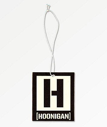 Hoonigan Icon Black & White Air Freshener