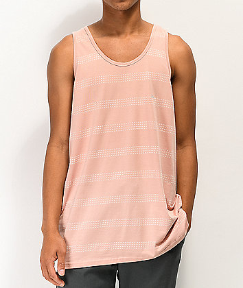 Imperial Motion Loom Coral Knit Tank Top