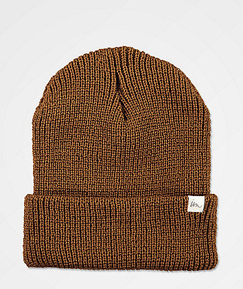 Imperial Motion Norm Tobacco Brown Beanie