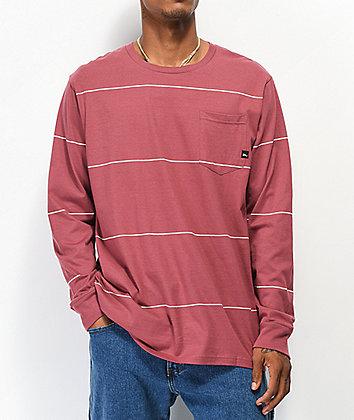Imperial Motion Program Terra Cotta Long Sleeve T-Shirt