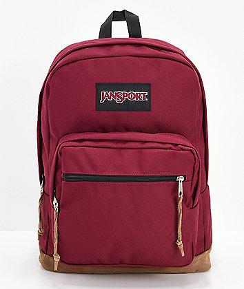 JanSport Right Pack Russet Backpack