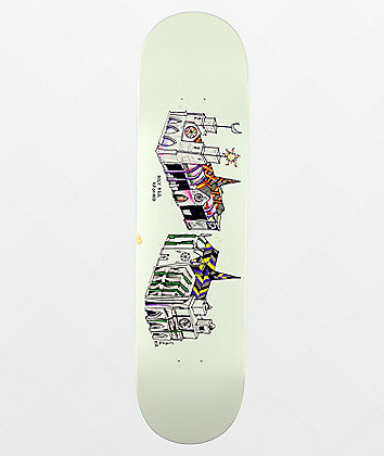 "Krooked Cromer Holy Hell 8.06"" Skateboard Deck"