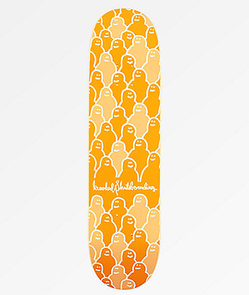 "Krooked Krouded 8.06"" Skateboard Deck"