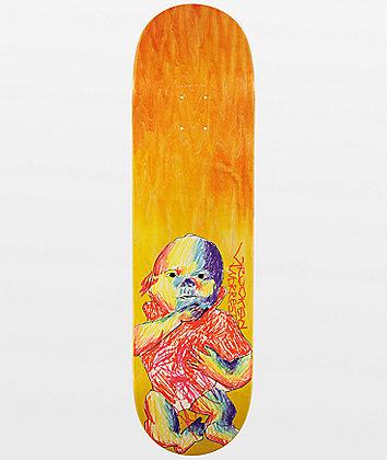 """Krooked Worrest Baby 8.5"""" Skateboard Deck"""