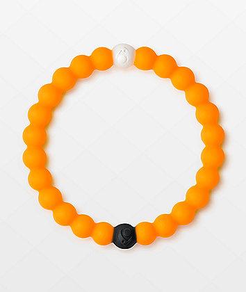 Lokai Dead Sea Neon Orange Bracelet