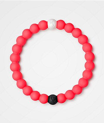 Lokai Dead Sea Neon Pink Bracelet