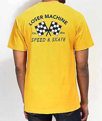 Loser Machine Daytona Gold T-Shirt