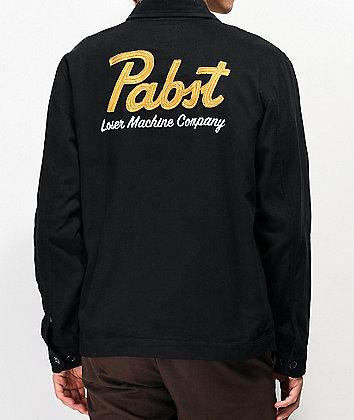 Loser Machine x PBR Black Jacket