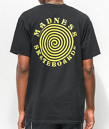 Madness Hypnotize Black T-Shirt