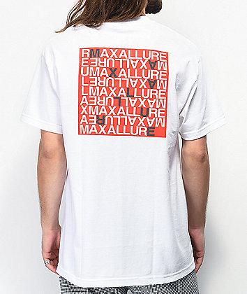 Maxallure Where's Max White T-Shirt