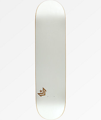 "Mini Logo Chevron White 8.0"" Skateboard Deck"