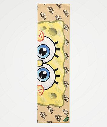 Mob x SpongeBob Squarepants Eyeballs lija transparente