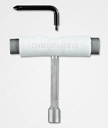 Modus White Skateboard Tool