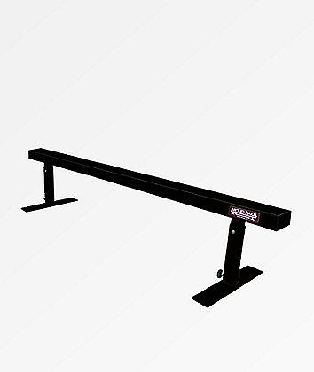 Mojo Rails Flat Bar Black Grinding Rail