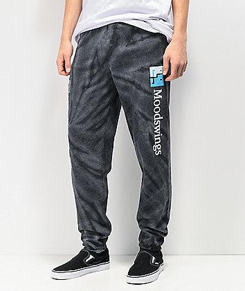 Moodswings 56k Modem Black Sweatpants