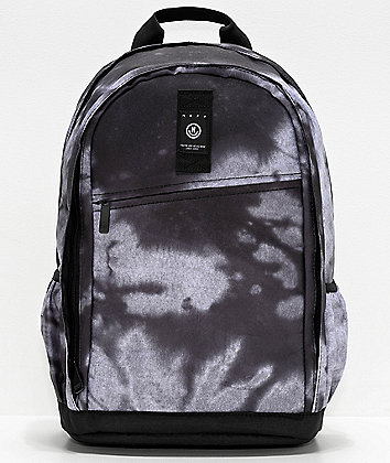 Neff Daily XL Black Bleach Backpack
